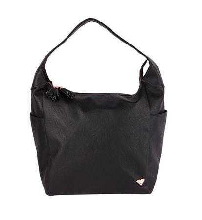 Roxy Troubadour Bag - Black