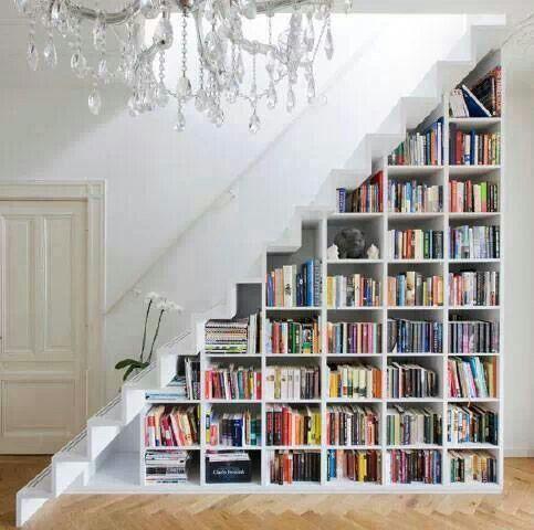 bookshelf staircase http media cache