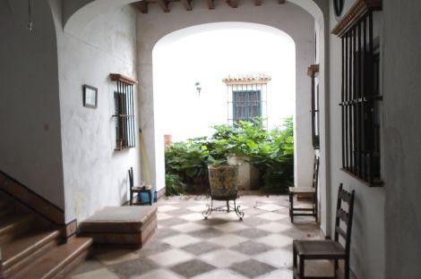 Piso en venta en Casa Señorial. Sanlúcar de Barrameda | Lançois Doval http://www.lancoisdoval.es/casas-rurales-en-venta.html