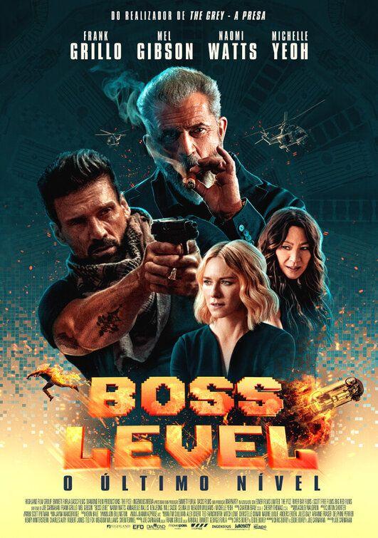 Boss Level Online Subtitrat In 2020 Sci Fi Thriller Full Movies Mel Gibson