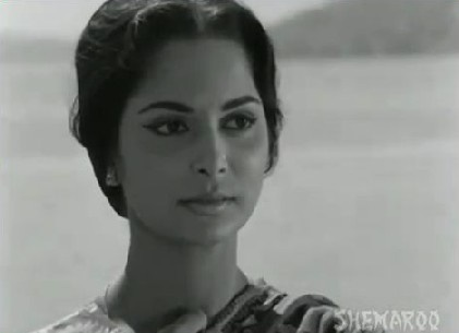 Waheeda Rehman -Indian actress of yester-years