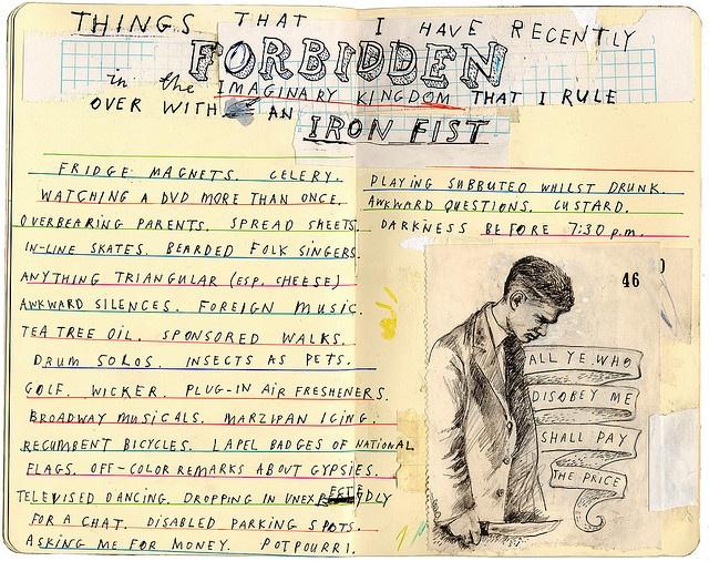 "Art Journal | David Fullarton: ""Legislation"""