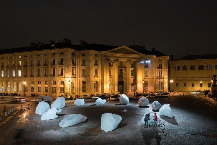 Ice Watch • Artwork • Studio Olafur Eliasson