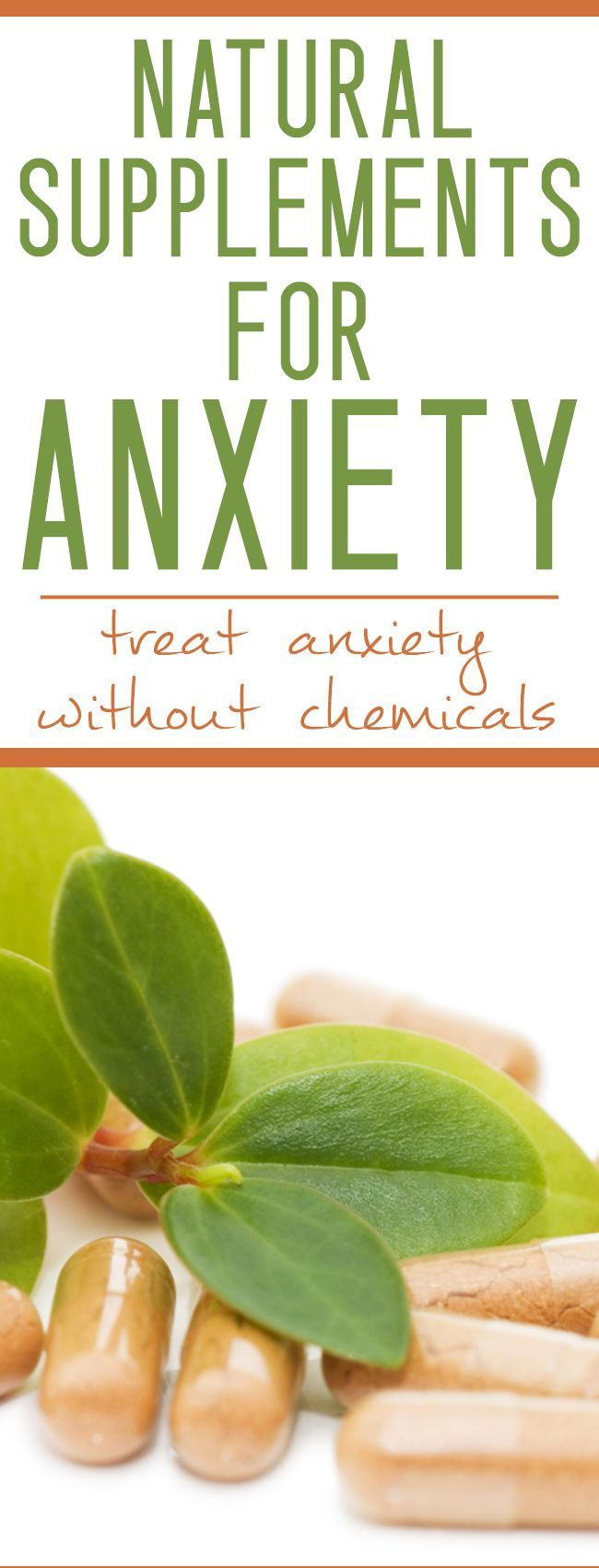 Suffering with ANXIETY? Have you tried natural supplements to treat anxiety? Works for me!