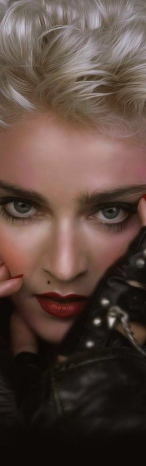 flower girl: #Madonna