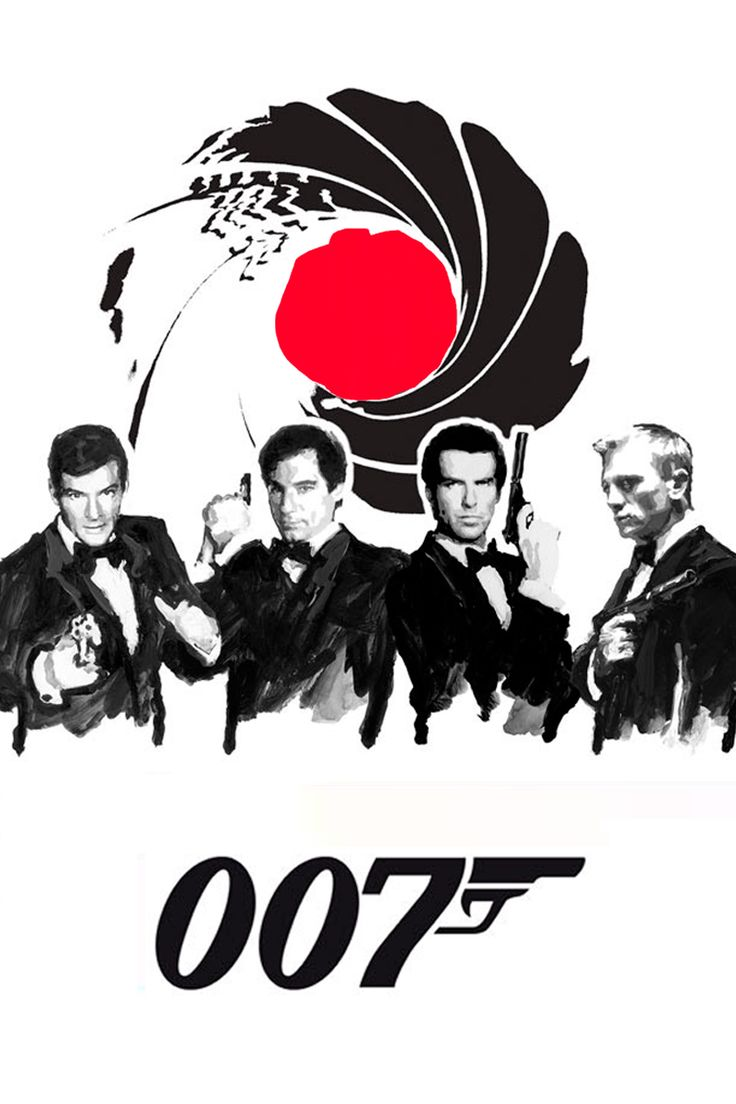 The 007 gun symbol is synonym of action and elegance everywhere. It has such a singular shape that is impossible to forget it. Of course it is one of our favorite movie logo designs of all time. The way they use the number 7 to create the silhouette of a gun is really clever and defines this logo as one of the most singular brand identity designs in the world.   ➤ http://mortimerland.com/blog-corporate-branding-designers/top-10-most-awesome-movie-logo-designs-of-all-time/   #poster #movie