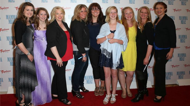 Good News on the Horizon for Kids from Sister Wives as They Head into Season 8