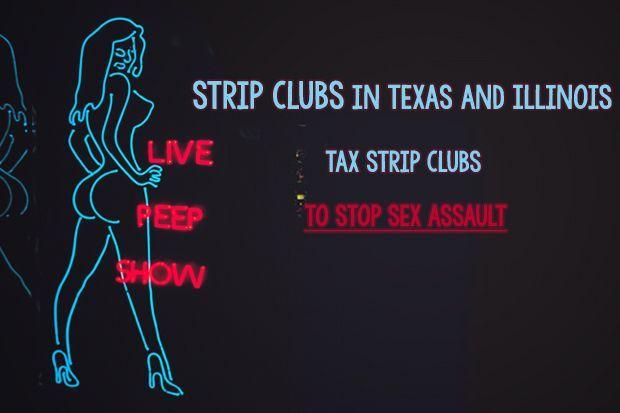 """Geen Dancin 'Around Deze Pool Tax: Texas strip club-eigenaren betalen een """"pole belasting"""" als ze zijn voorzien van naaktheid en serveren alcoholische dranken. De belasting, een $ 5 toeslag per klant, wordt verzameld door de seksueel georiënteerde business Fee Act, die de middelen om de stand van de anti-aanranding programma's te ondersteunen en te laag inkomen Texanen betalen voor de gezondheidszorg helpen toewijst. Illinois ' programma heeft soortgelijke belastingen , en het geld gaat…"""
