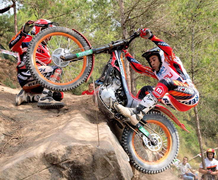 toni bou...check out his face!!