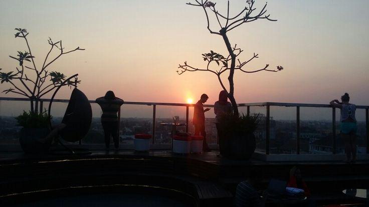 Ibis Rooftop Jogjakarta