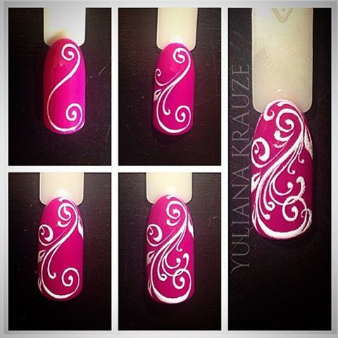 Дизайн ногтей тут! ♥Фото ♥Видео ♥Уроки маникюра    unghie gel, gel unghie, ricostruzione unghie, gel per unghie, ricostruzione unghie gel http://amzn.to/28IzogL