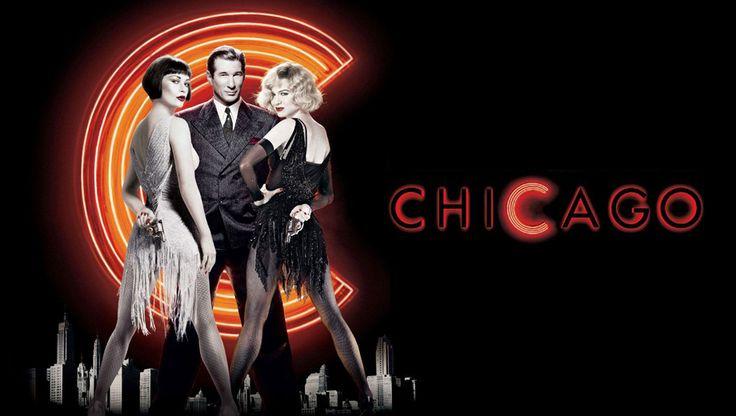 Basada en un musical con una trayectoria de más de 30 años, Chicago  es la película musical que le dio una tonalidad jazz  al nuevo milen...