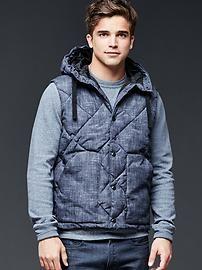 PrimaLoft® hooded vest