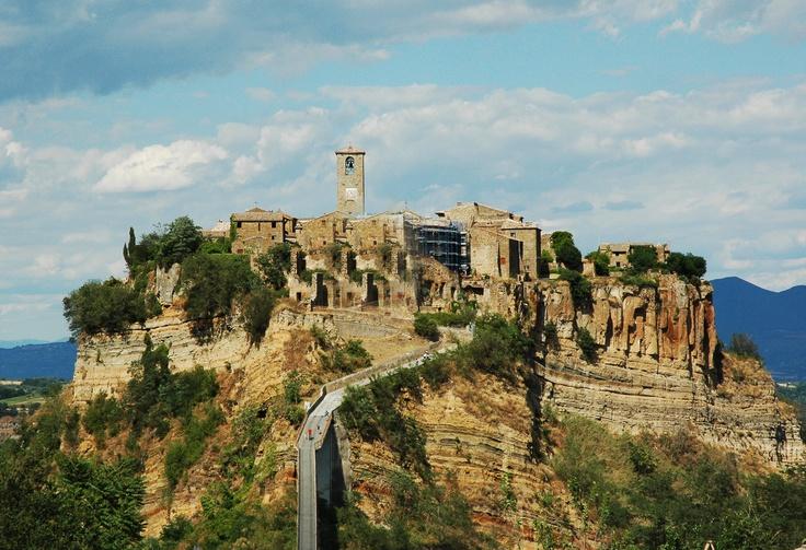 orvieto city in italy -#main