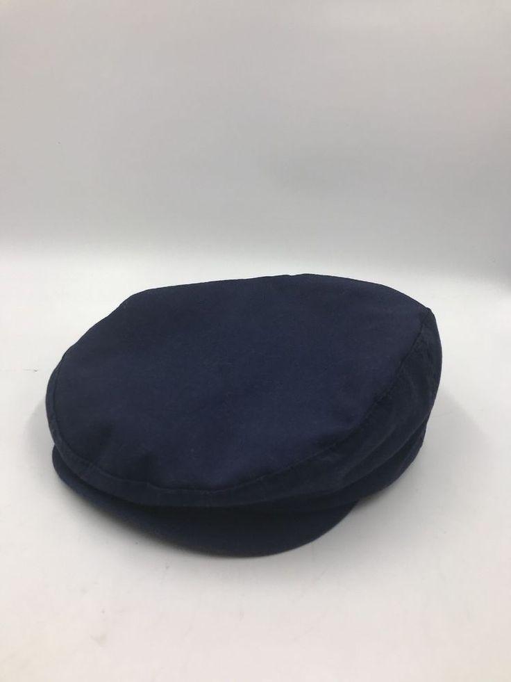 Youngan Hat Company MenNewsboy Driving Cap, Cabbie Flat. Cap, Navy Blue #Youngancompany #FlatCap