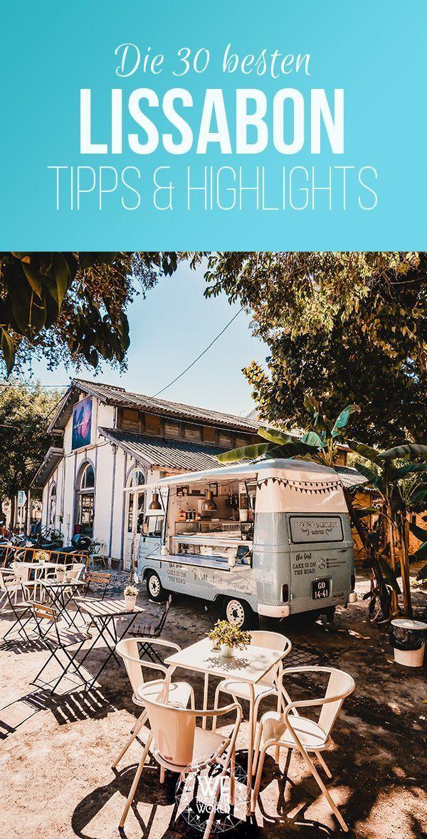 Lissabon in 3 Tagen – Der ultimative City Guide mit 30 großartigen Sehenswürdigkeiten, die jeder besichtigt haben sollte