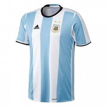 Argentina 2016 Hemmatröja Kortärmad   #Billiga  #fotbollströjor