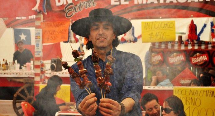 la fonda: el alma de las fiestas patrias! Imagen:  Pedro Pablo Pinacho Davidson