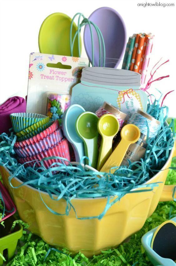 37 best easter basket ideas images on pinterest easter basket 8 lovely easter basket ideas for kids and adults diy land giftbaskets negle Choice Image
