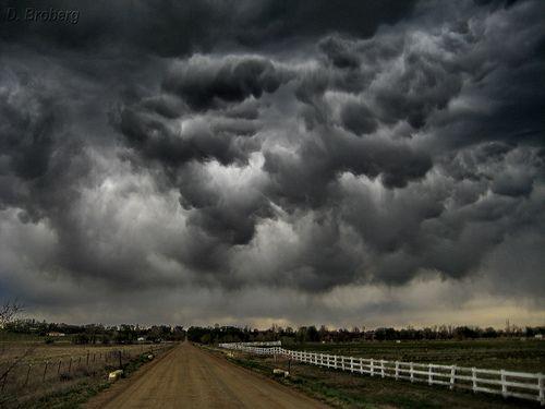 22 Amazing Storm Clouds