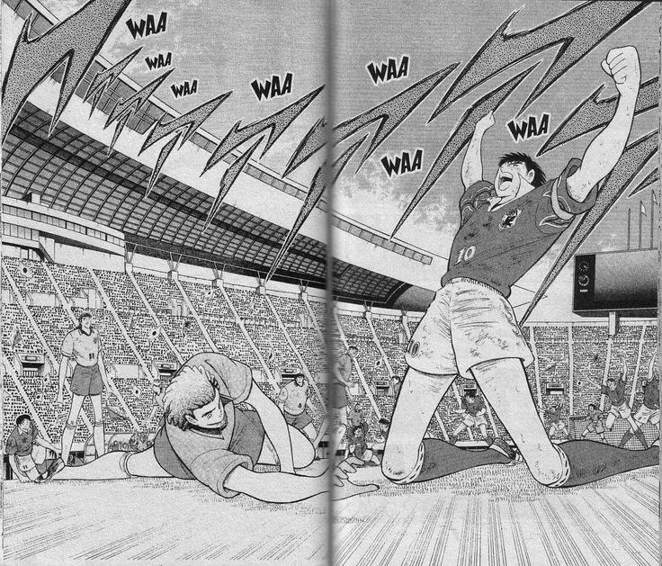 Captain Tsubasa World Youth Hen - MANGA - Lector - TuMangaOnline