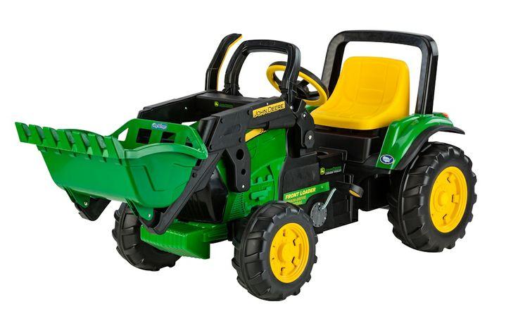 Metal Pedal Tractor Loader : Melhores imagens de wagons riding toys pedal