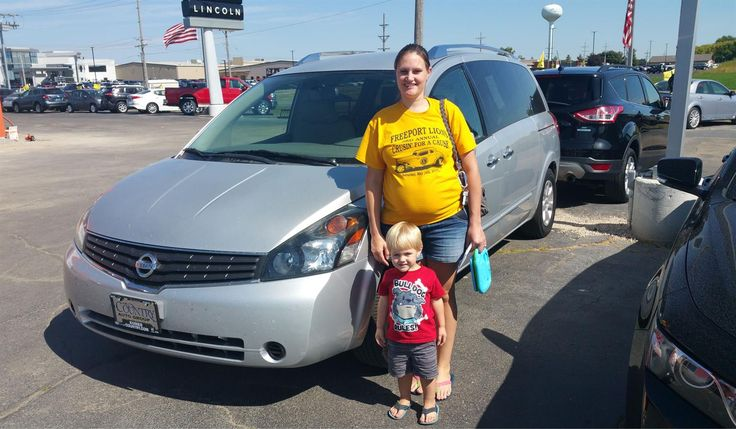 Congratulations and Best Wishes Lindsey and Nicholas on the purchase of your 2007 NISSAN QUEST!  We sincerely appreciate your business, Kunes Country Ford Lincoln of Sterling and JACK HIBBARD.
