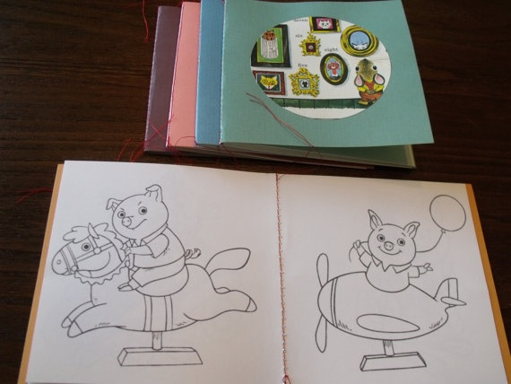 34 best images about busytown on pinterest paper cut for Richard scarry coloring pages