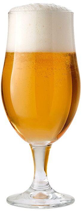 Belgian Pale Ale in a Glass