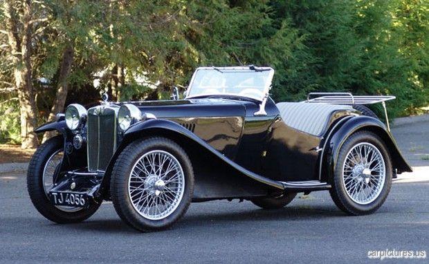 1934 MG PA Police Car RoadsterBritish Classic, Cacharros, Classic Cars, Cars Roadster, Police Cars, Engelska Bilar, Bmc Leyland, Fine Automobiles, Antiques Auto