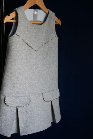 PARIS sewing pattern - C'est dimanche