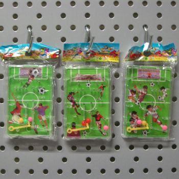 Traktatie Voetbal Flipperspel http://www.happy-party.nl/