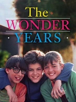 so want The Wonder Years. growing up i had a crush on Fred Savage. would be cool to see how cute he was back then (don't worry he's still cute)