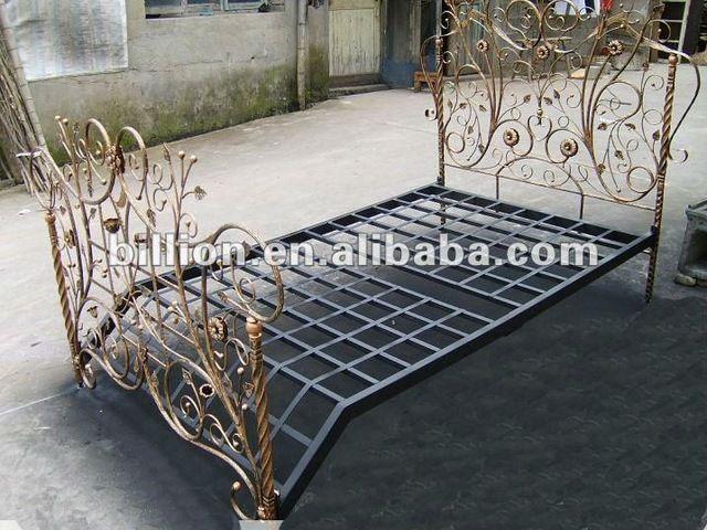 M s de 25 ideas incre bles sobre camas de hierro antiguas - Camas de forja antiguas ...