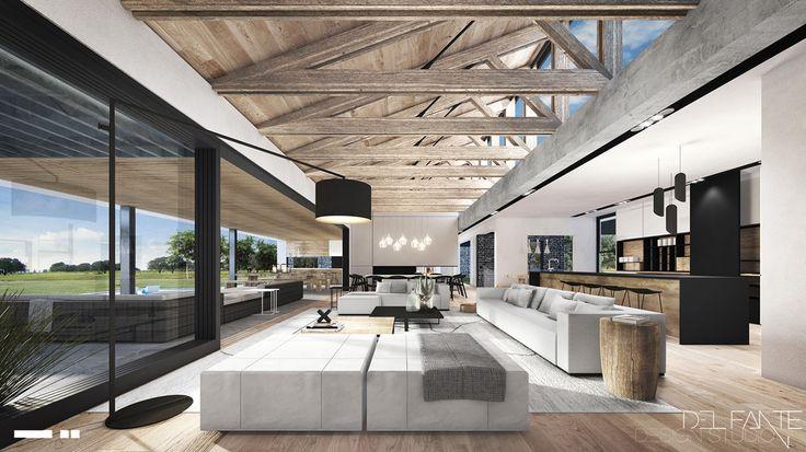 © Del Fante Design Studio | Architecture + Interiors | Alterations & Additions in Noordhoek Cape Town | Contemporary Farmhouse