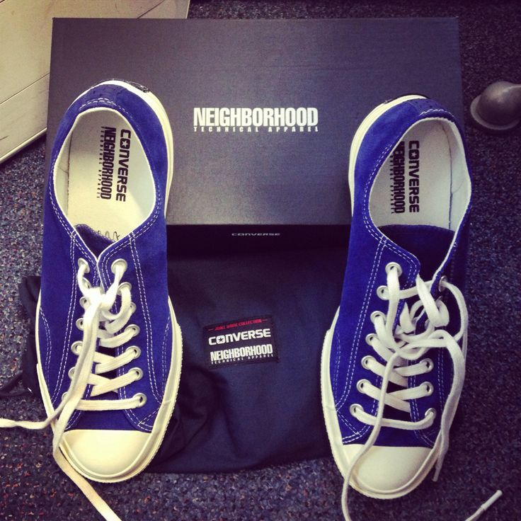 Neighborhood converse! | Converse | Pinterest
