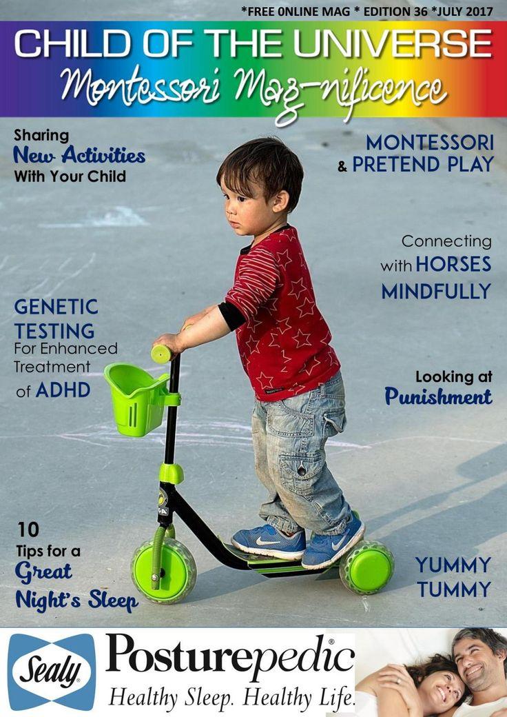 Child of the universe montessori june july ed 36
