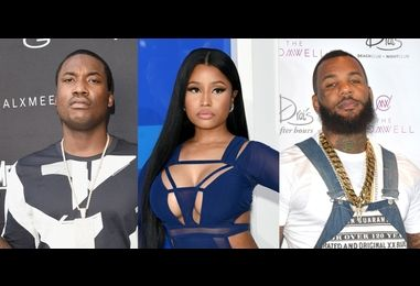 The Game Used Nicki Minaj for His Latest Meek Mill Insult