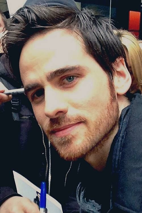 Colin O'Donoghue from OUAT...Love him!