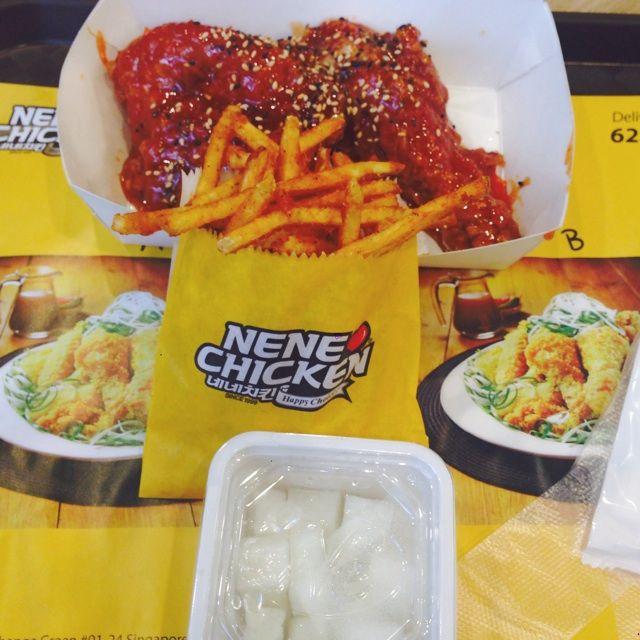 Taste The Flavour of Korean Cuisines by Visiting Nene Chicken  #MelbourneKoreanRestaurant