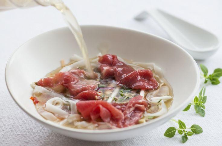 Vietnamesisk vårsuppe