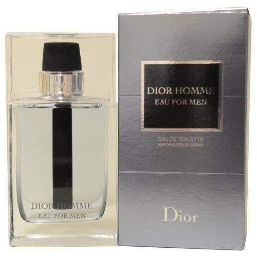 Dior Homme Eau By Christian Dior Edt Spray 3.4 Oz