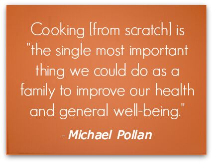cooking from scratch