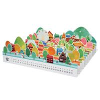 Φτιάξτε χειροποίητα ημερολόγια για το γραφείο σας! Make Calendar crafts for your office desk ! ~ Mama from Greece