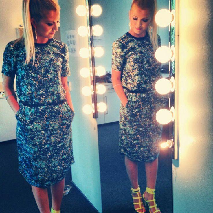 Stunning Jenni Alexandrova,The Voice of Finland