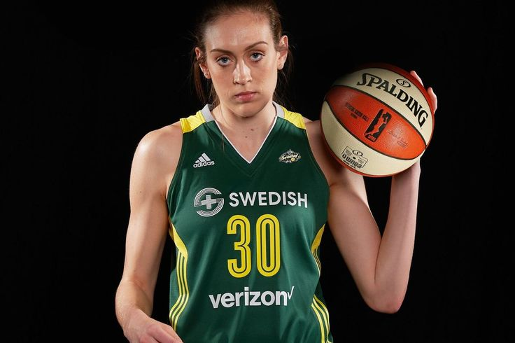 Breanna Stewart of the Seattle Storm. #1 pick in the 2016 WNBA draft. Go Seattle Storm!