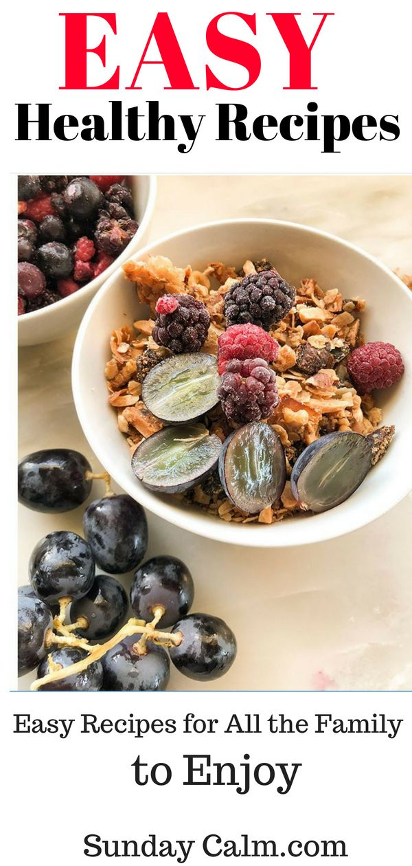 Super Delicious & Healthy Granola Recipe