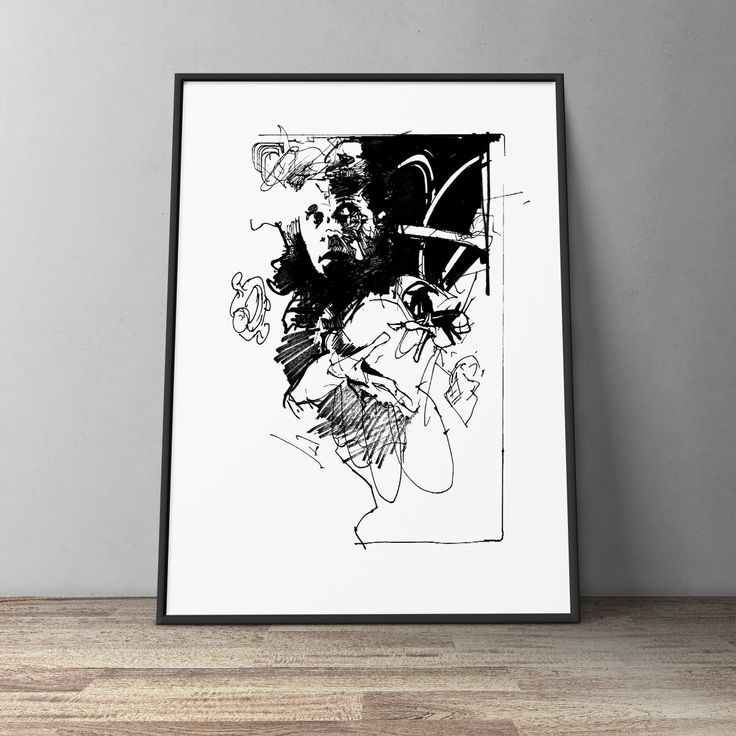 Untitled #3 - Poster by Juliussen | WOLLAWONKA