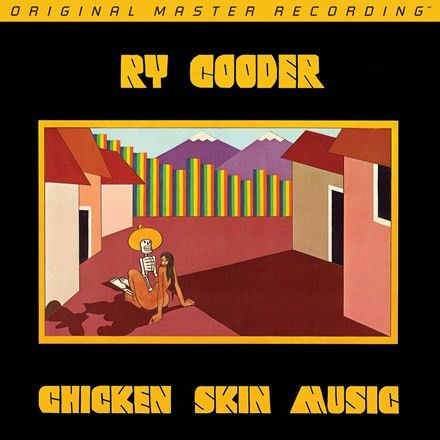 Ry Cooder - Chicken Skin Music Numbered Limited Edition Hybrid SACD TBA Pre-order