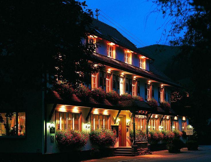 Schwarzwald  Hotel Hirschen in Oberwolfach